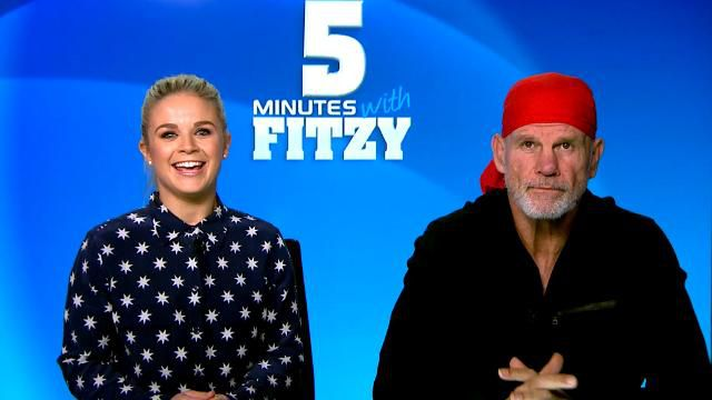 Five minutes with Fitzy Episode 12