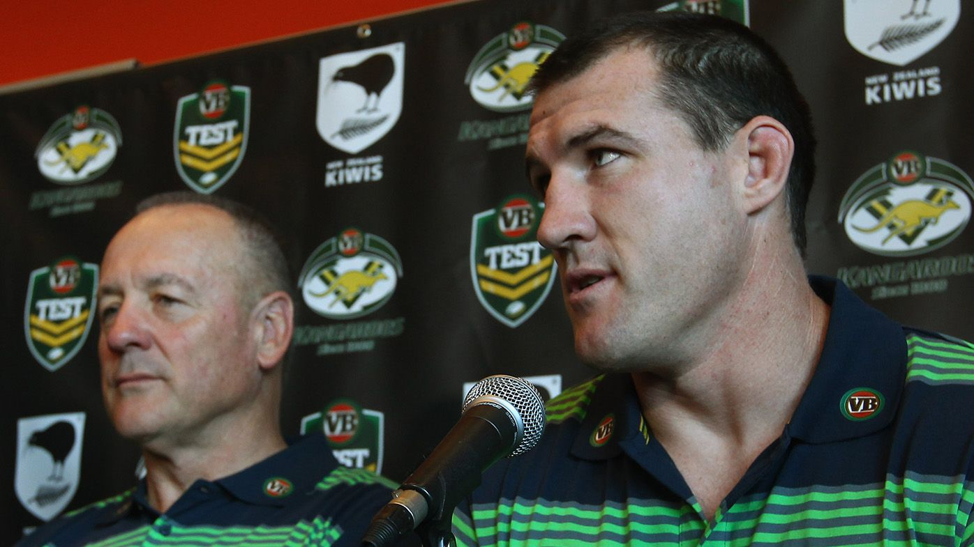 Paul Gallen labels Tim Sheens 'the best coach' he ever had in wake of Wests Tigers reunion