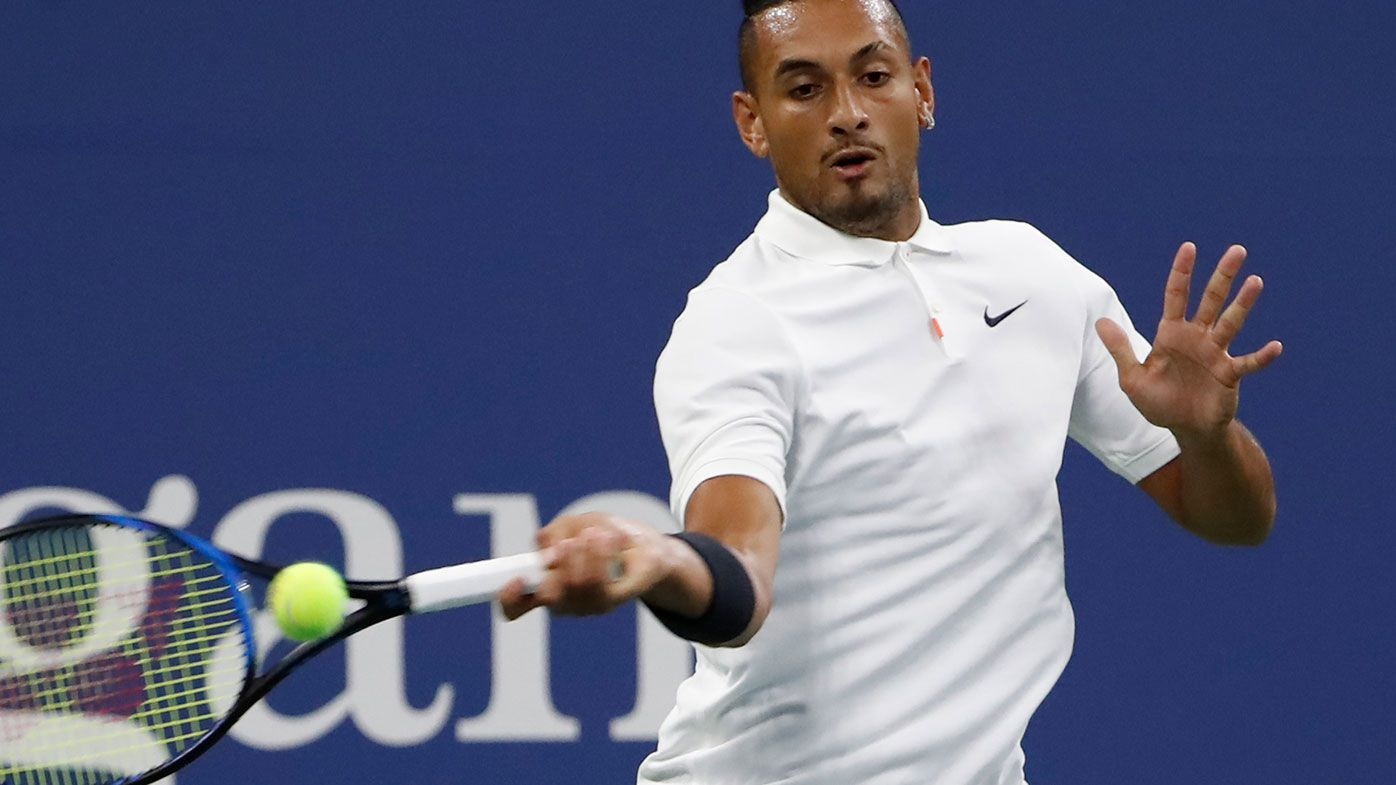Nick Kyrgios' unspoken power against suspension after 'corrupt' remark