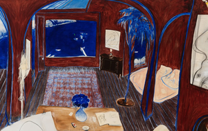 Brett Whiteley painting sells at auction for $6 million, breaking Australian record