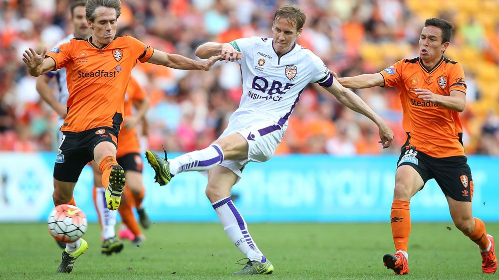 Michael Thwaite. (Getty-file)