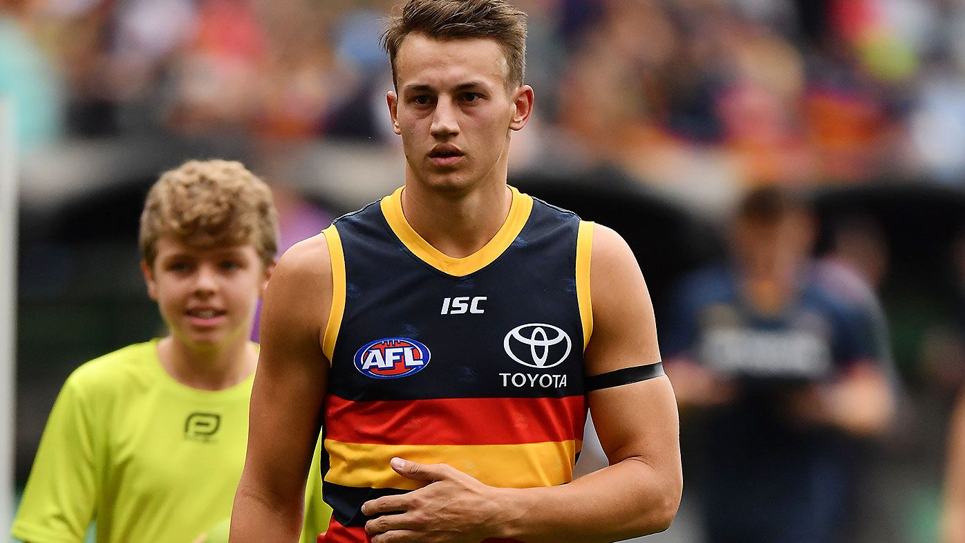 Rival clubs 'disgusted' at AFL's lenient sanctions to Adelaide Crows after training breach