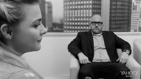 Louis C.K. stars in 'I love you, Daddy'