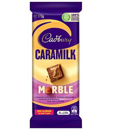Cadbury confirms viral Caramilk Marble block is coming