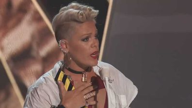 Pink's incredible VMA speech all girls need to hear