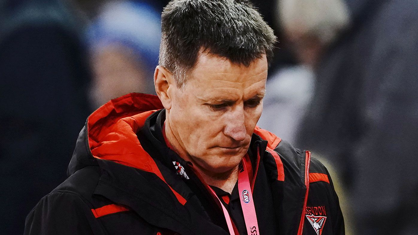 Ben Rutten reportedly set to become Essendon's senior coach in 2020