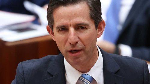 Finance Minister Simon Birmingham said new rules on travel will reduce the backlog on Australians stranded overseas.
