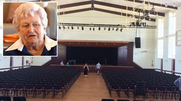 Stage set for Lady Flo's final farewell