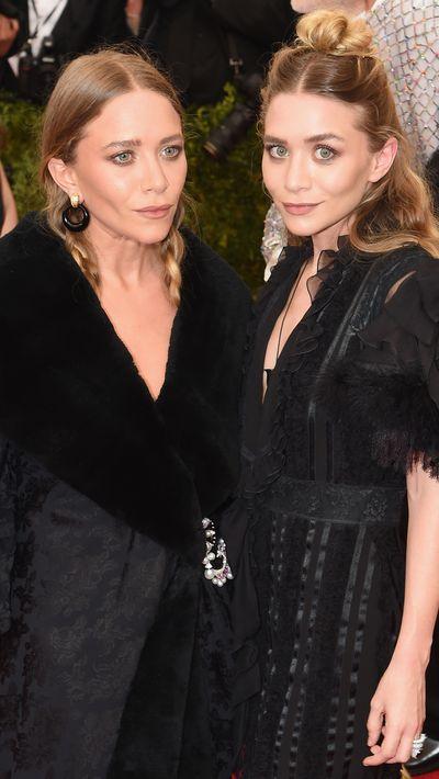<p>Mary-Kate and Ashley Olsen</p>