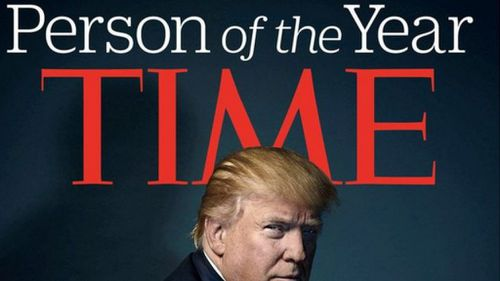 TIME magazine deny giving Trump 'devil horns' on cover