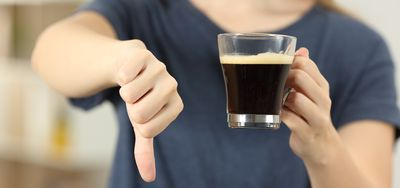 Soy sauce in coffee?