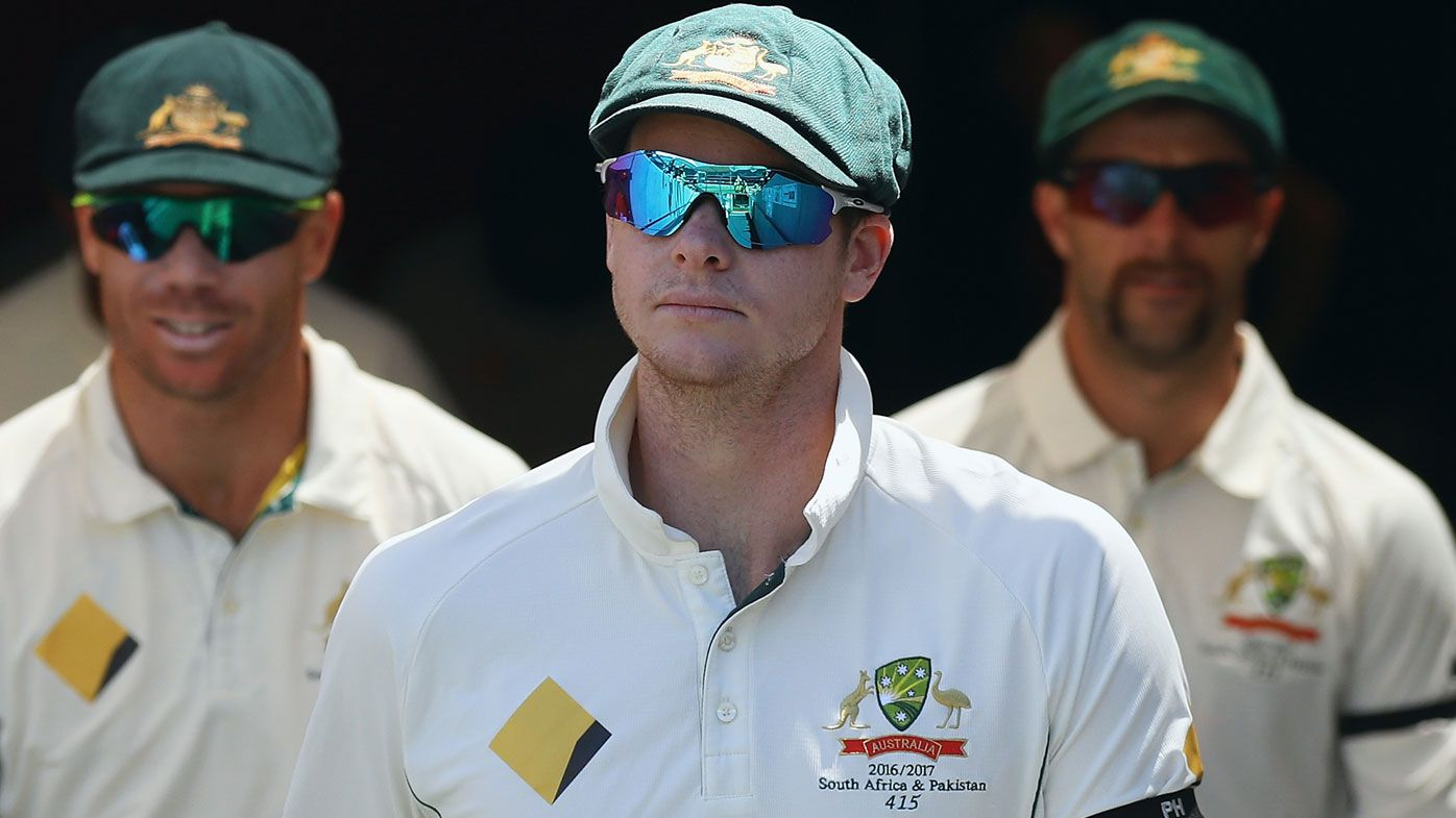 Australian cricket captain Steve Smith slammed on social media over ball tampering scandal