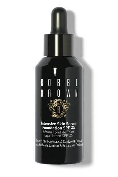 "<a href=""http://www.bobbibrown.com.au/product/14017/35675/Makeup/Face-and-Cheek/Foundation/Intensive-Skin-Serum-Foundation-SPF-25/New"" target=""_blank"">IntensiveSerum Foundation, $85, Bobbi Brown</a>"