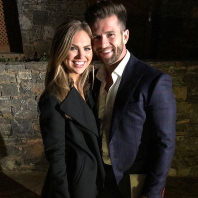 Hannah Brown and Jed Wyatt, The Bachelorette US