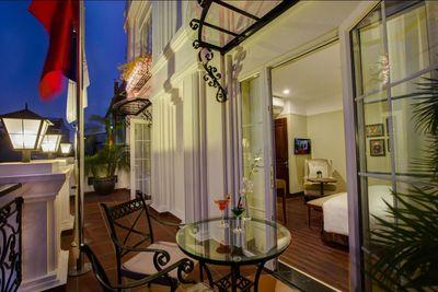 <strong>4. Hanoi La Siesta Hotel & Spa</strong>