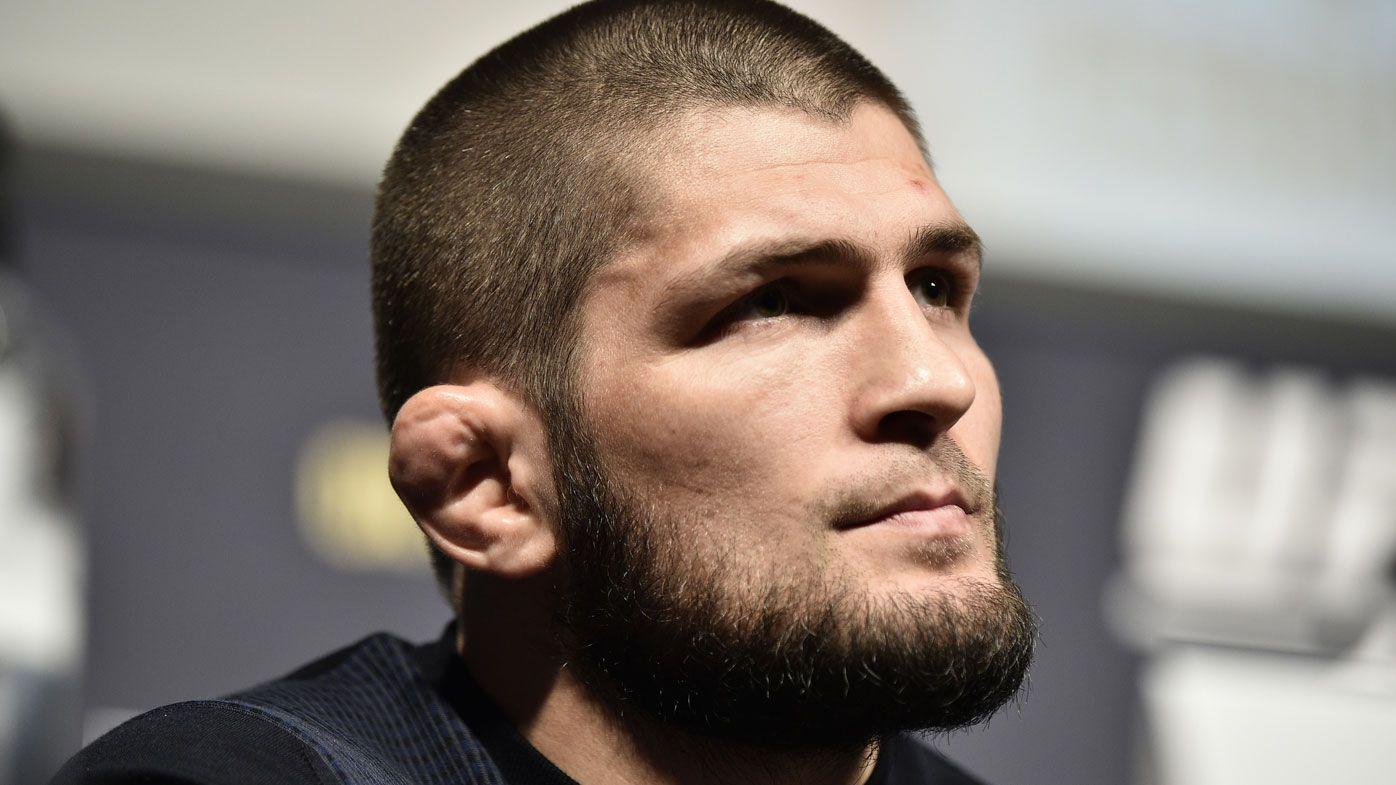 'Cursed' UFC blockbuster Khabib Nurmagomedov vs Tony Ferguson seemingly off again
