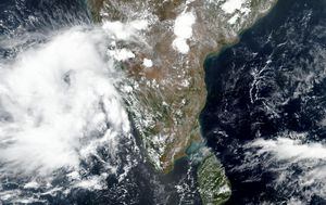 Cyclone predicted to hit coronavirus ravaged Mumbai