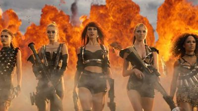 Taylor Swift drops 'Bad Blood'
