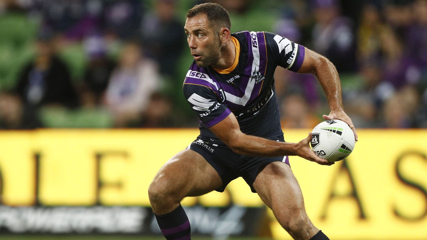 Darren Lockyer explains why the Melbourne Storm should be worried