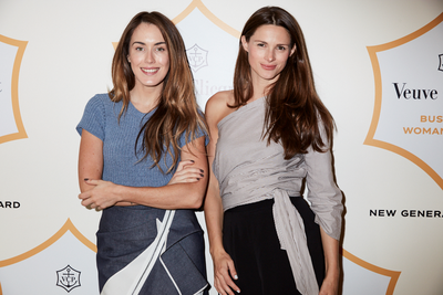 "Jess Hatzis and Bree Johnson, launched the on-line coffee-based skincare range <a href=""https://au.frankbody.com/"" target=""_blank"">Frank Body</a>, when they were both in their 20s. The range is now stocked in 141 countries, has sold more than two million units and has moved in bricks and mortar stores in both the US and Australia. The women were just named the winners of the <a href=""http://www.veuveclicquotaward.com/home/"" target=""_blank"">Veuve Cliquot New Generation Award</a>."