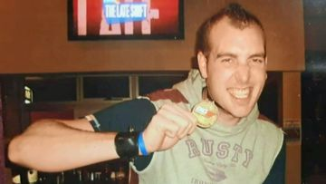 Jarrad Lovison's body was found in bushland after his disappearance.