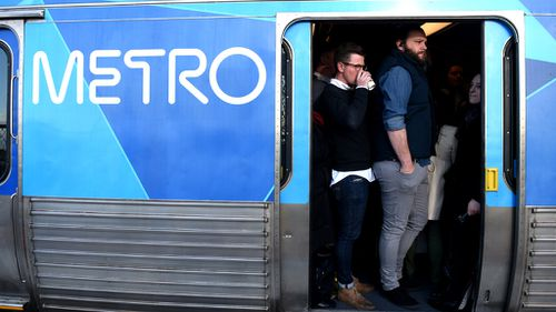Strikes could bring Melbourne train network to 48-hour halt