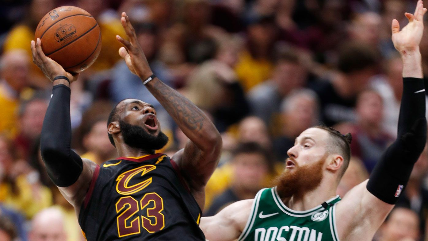 NBA: LeBron James orchestrates Cleveland Cavaliers' win over Bolton Celtics in playoff finals