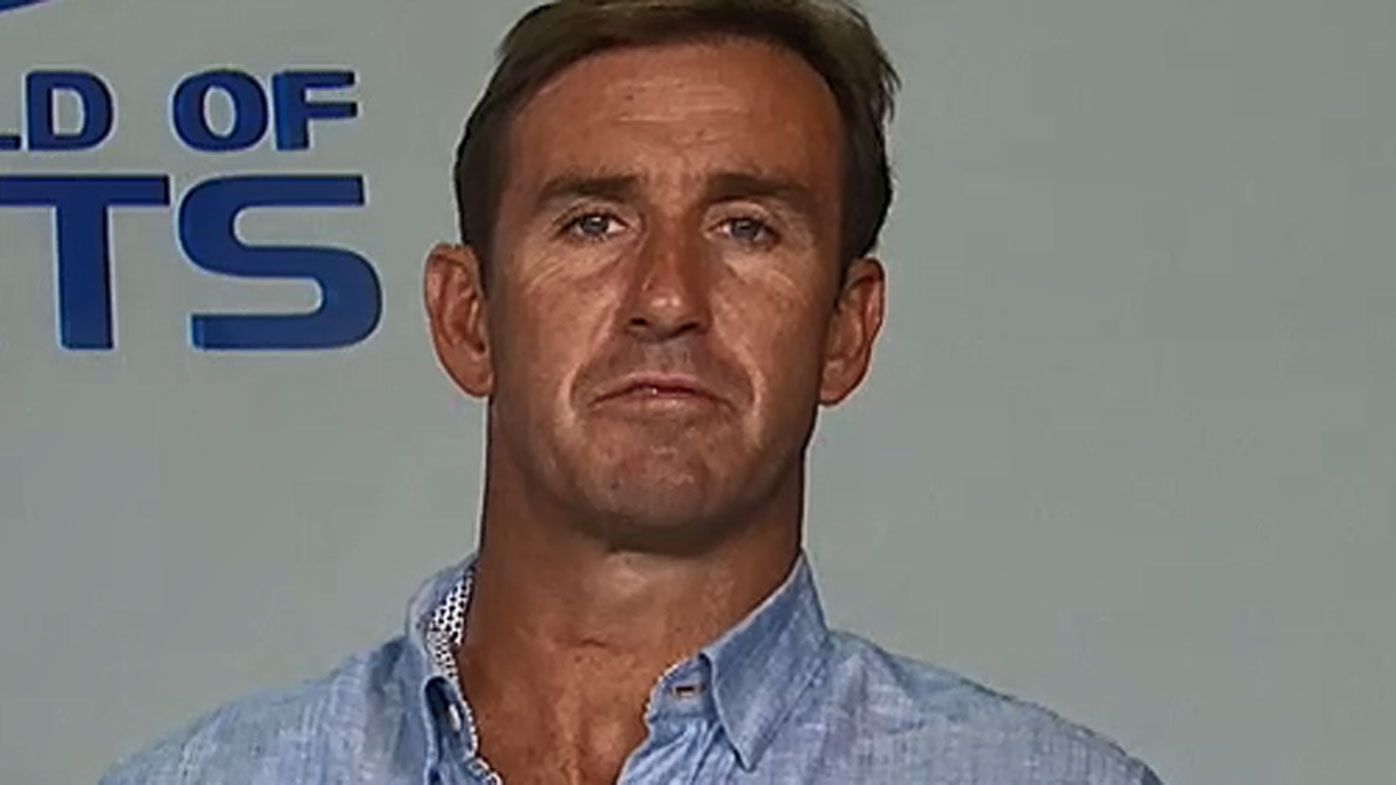 Andrew Johns says NRL should revert back to one referee