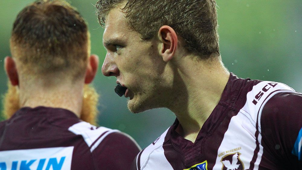 Trbojevic boys commit future to Manly