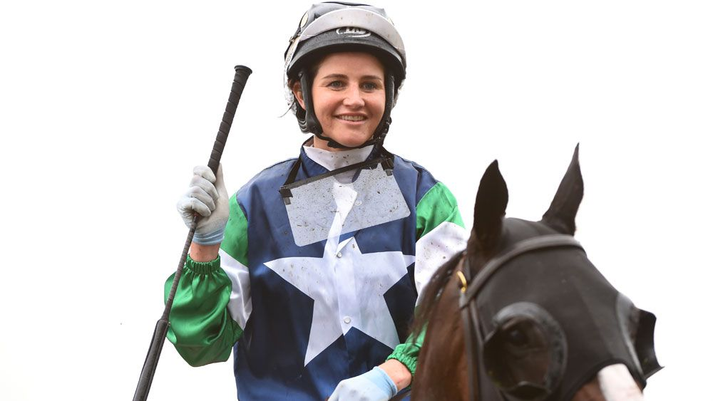 Melbourne Cup winning jockey Michelle Payne facing up to two month ban for banned substance