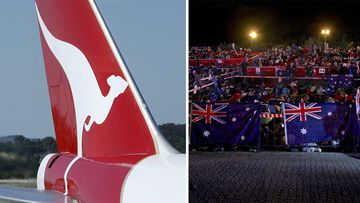 The national carrier will send 364 passengers to Gallipoli for ANZAC commemorations this year. (AAP)