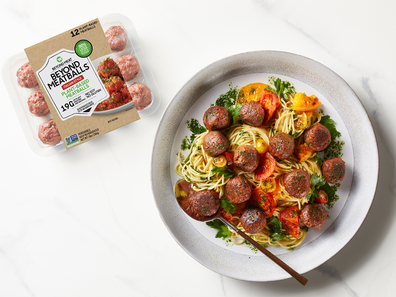 Coles launches Beyond Meatballs, a leading plant-based alternative to real meat