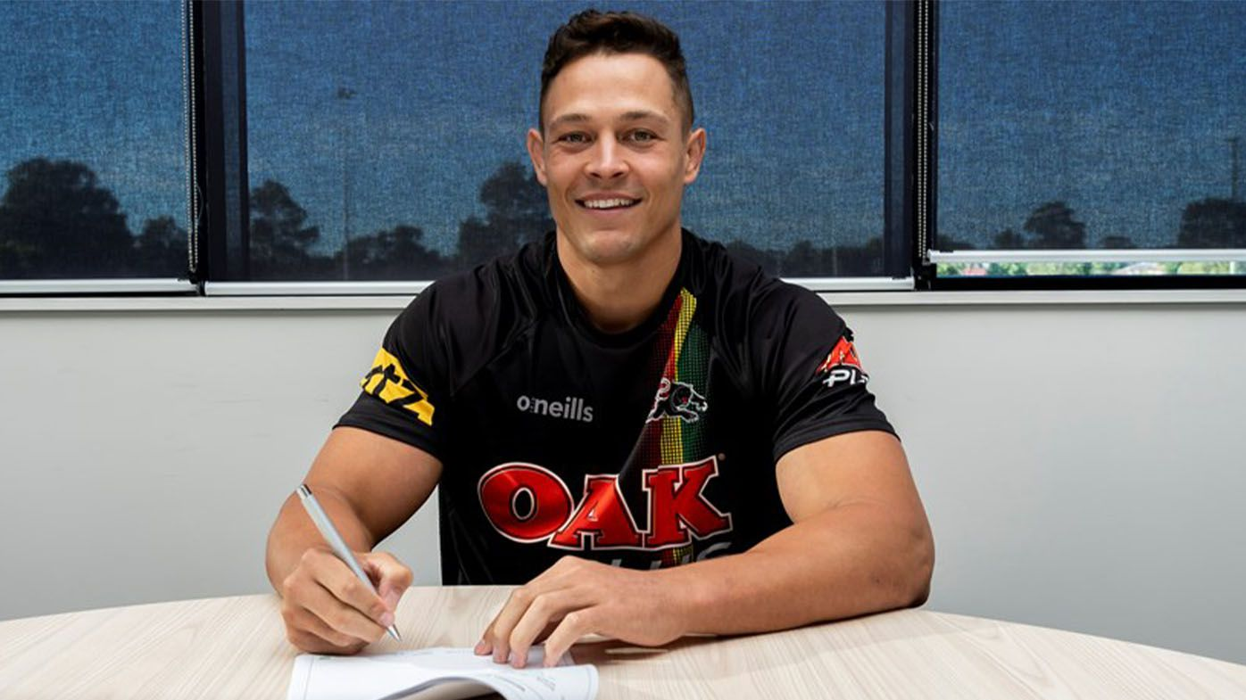 Scott Sorensen lands at third NRL club of career, penning one-year deal with Penrith Panthers
