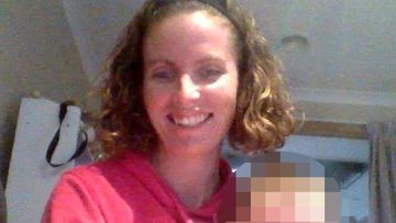 Amanda Harris was stabbed to death in her Melbourne home.