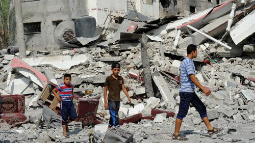 Damage bill for devastated Gaza could cost up to $6 billion