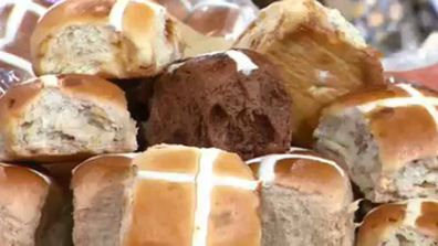 The best hot cross buns for 2019