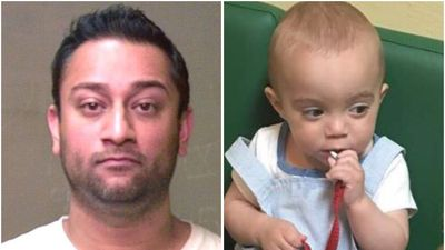 Dentist found guilty of murdering his mistress' toddler