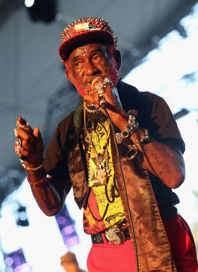 """Lee """"Scratch"""" Perry"""