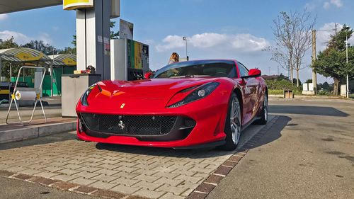 Ferrari has established itself as the most profitable car maker in the world.