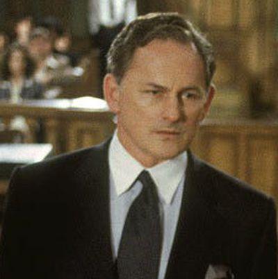 Victor Garber as Professor Callahan: Then
