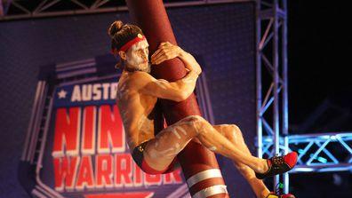 Jack Wilson Australian Ninja Warrior 2021