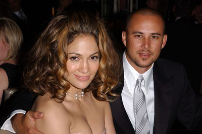 After a high profile romance with P Diddy, Jen started dating her back-up dancer in 2001. A couple of months later she and Cris Judd they were married. <br/><br/>This time it last four years but the pair split when she started getting close to Ben Affleck. <br/>Now, we're not saying there was a cross-over, with Cris later saying he hated the celebrity life that came with married life with a superstar.<br/>