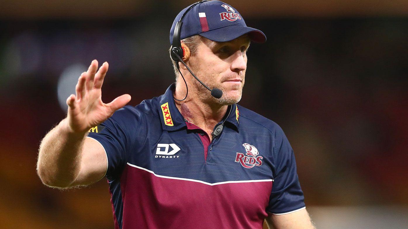 Brad Thorn re-signs as Queensland Reds head coach