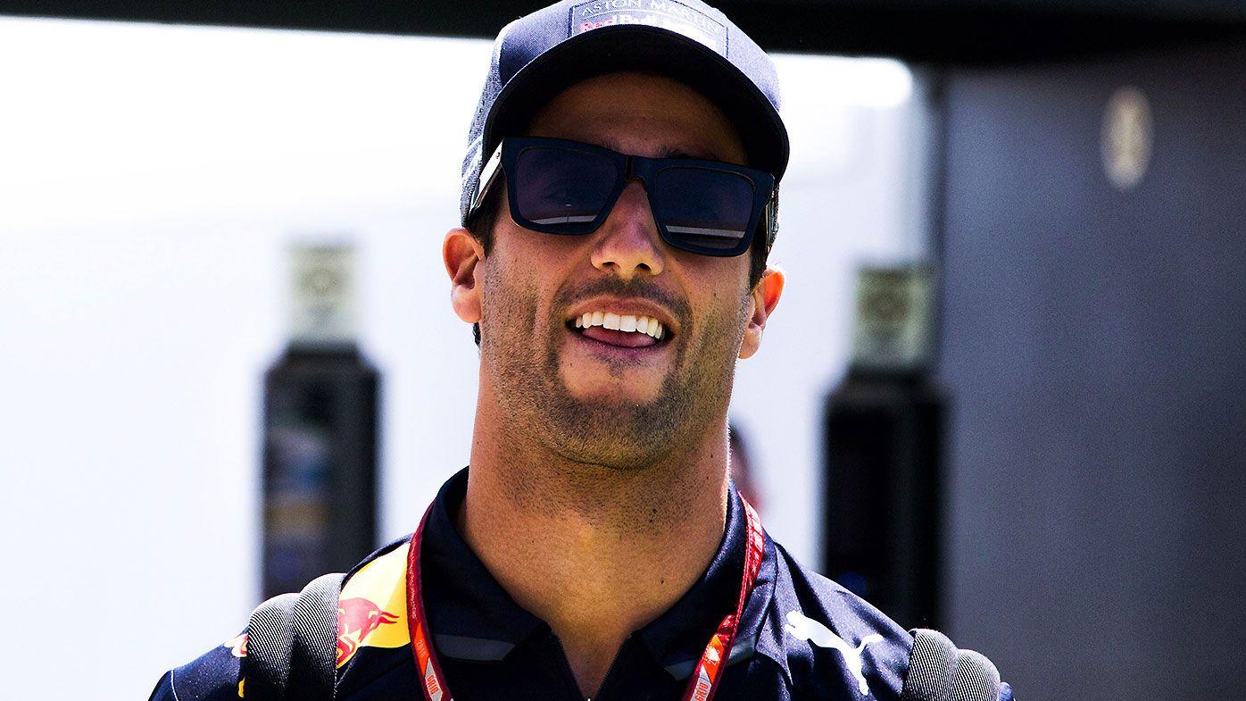 Daniel Ricciardo reveals breakdown in Ferrari contract talks