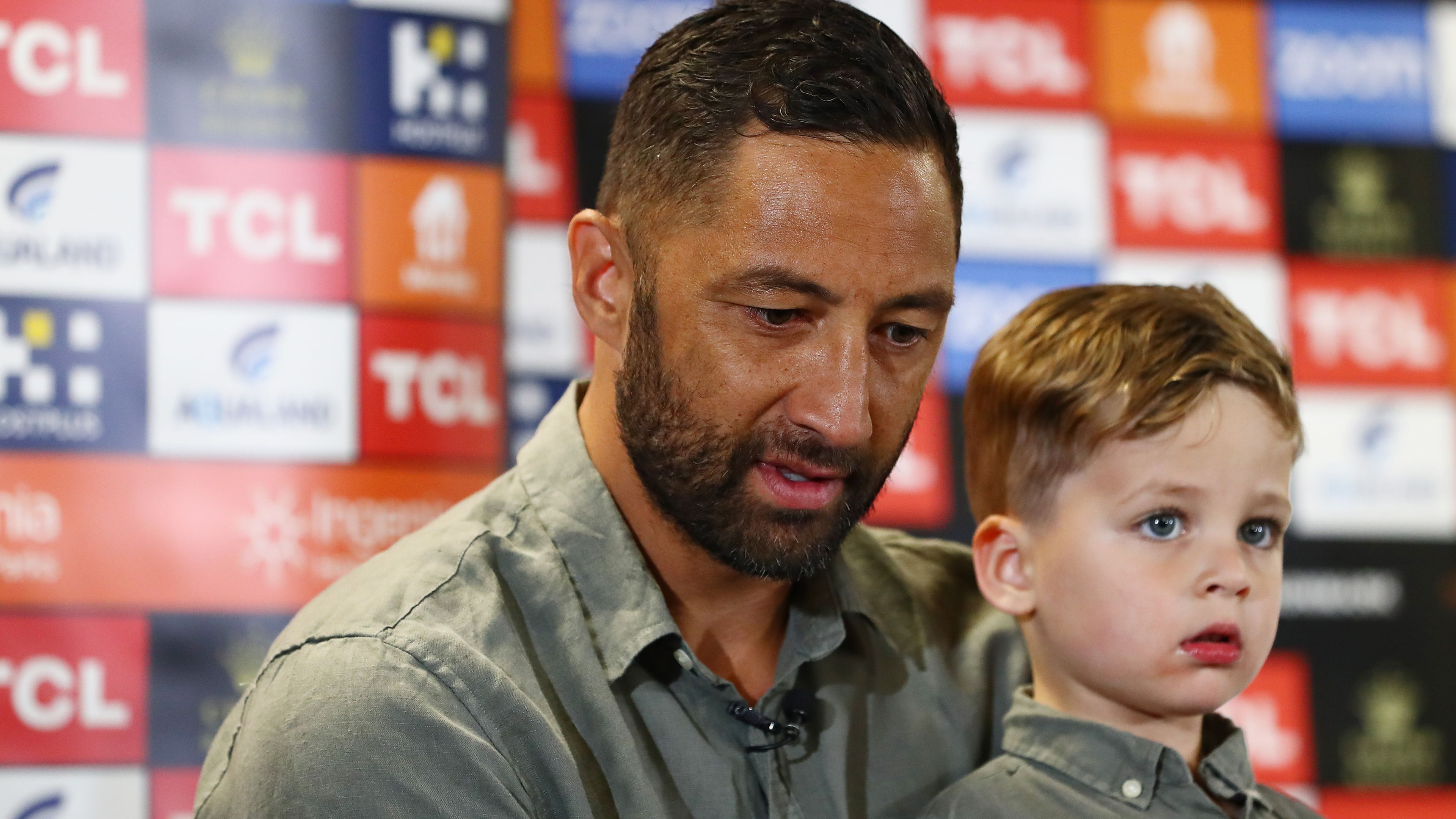 Benji Marshall reveals cousin's text message that 'summed up' what he has achieved