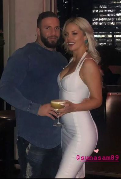 Married At First Sight 2019: Jessika debuts new boyfriend who's fresh from a stint in prison
