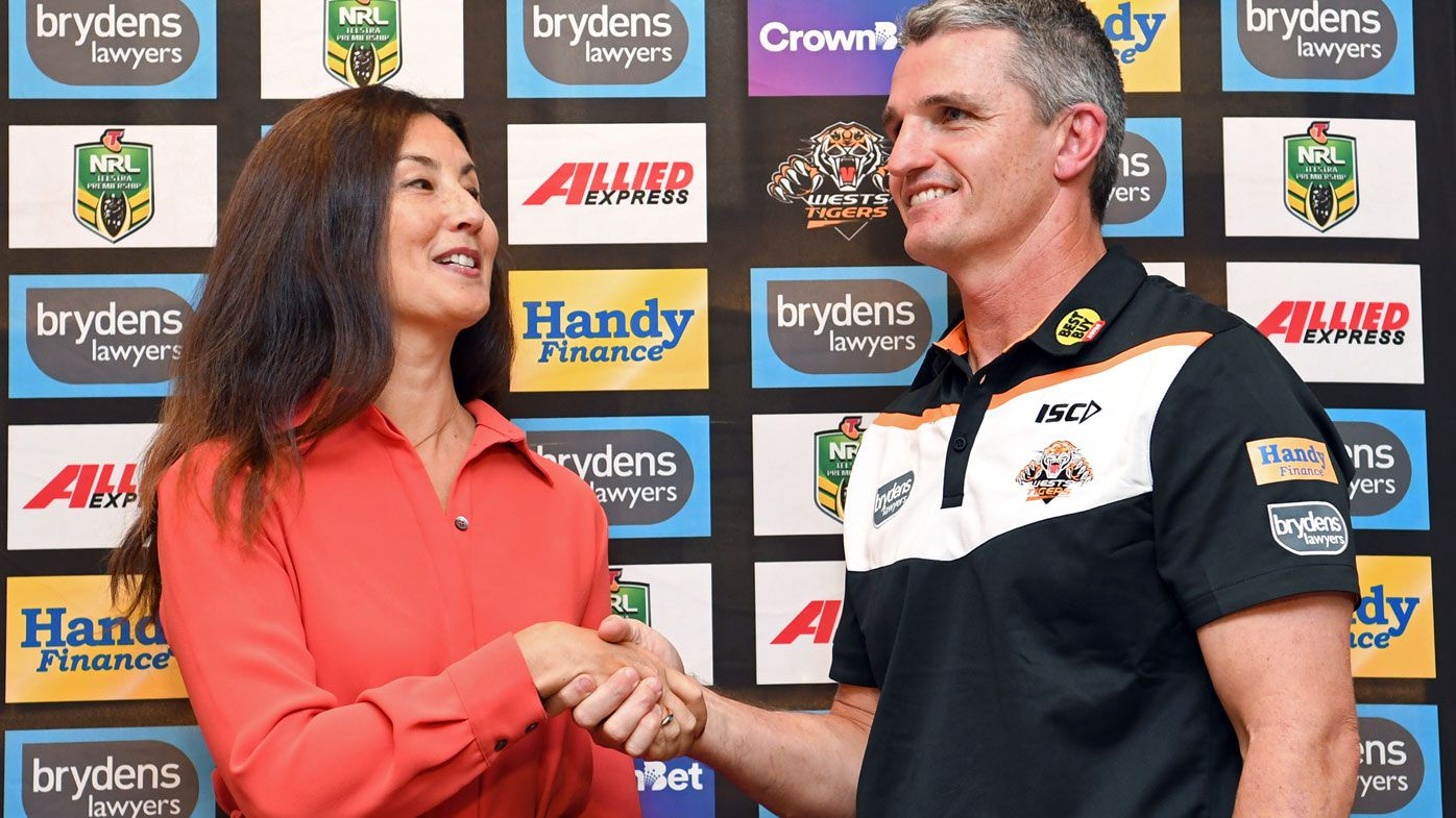 Wests Tigers coach Ivan Cleary reveals timeline on future