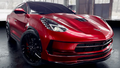 Corvette may be gearing up to take on the Mustang Mach-E