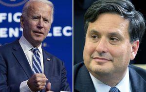 Longtime adviser Ron Klain chosen as Biden's chief of staff