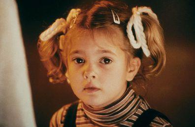 World's Richest Child Stars list, Drew Barrymore